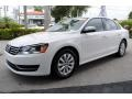 Volkswagen Passat 2.5L Wolfsburg Edition Candy White photo #5