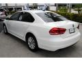 Volkswagen Passat 2.5L Wolfsburg Edition Candy White photo #6