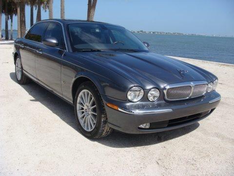 Quartz Metallic 2006 Jaguar XJ XJ8 L