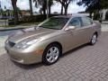 Lexus ES 330 Sonora Gold Pearl photo #13