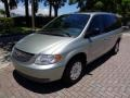 Chrysler Town & Country LX Butane Blue Pearlcoat photo #1