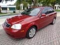 Suzuki Forenza  Fusion Red Metallic photo #1