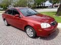 Suzuki Forenza  Fusion Red Metallic photo #13