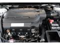 Honda Accord EX-L V6 Sedan White Orchid Pearl photo #32