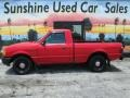 Ford Ranger XL Regular Cab Bright Red photo #2