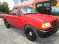 Ford Ranger XL Regular Cab Bright Red photo #4