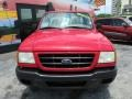 Ford Ranger XL Regular Cab Bright Red photo #5
