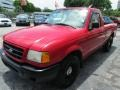 Ford Ranger XL Regular Cab Bright Red photo #6