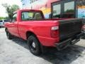 Ford Ranger XL Regular Cab Bright Red photo #7