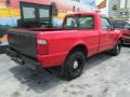Ford Ranger XL Regular Cab Bright Red photo #9