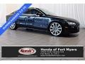 Audi A7 3.0T quattro Premium Plus Moonlight Blue Metallic photo #1