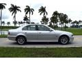 BMW 5 Series 525i Sedan Titanium Silver Metallic photo #2