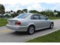 BMW 5 Series 525i Sedan Titanium Silver Metallic photo #3