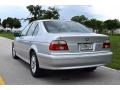 BMW 5 Series 525i Sedan Titanium Silver Metallic photo #5