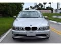 BMW 5 Series 525i Sedan Titanium Silver Metallic photo #7