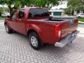 Nissan Frontier SE Crew Cab 4x4 Red Brawn photo #6