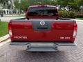 Nissan Frontier SE Crew Cab 4x4 Red Brawn photo #8