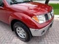 Nissan Frontier SE Crew Cab 4x4 Red Brawn photo #18