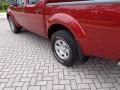 Nissan Frontier SE Crew Cab 4x4 Red Brawn photo #34