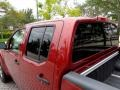 Nissan Frontier SE Crew Cab 4x4 Red Brawn photo #40