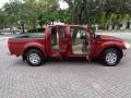 Nissan Frontier SE Crew Cab 4x4 Red Brawn photo #46
