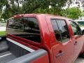 Nissan Frontier SE Crew Cab 4x4 Red Brawn photo #49