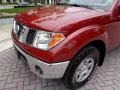 Nissan Frontier SE Crew Cab 4x4 Red Brawn photo #56