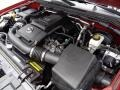 Nissan Frontier SE Crew Cab 4x4 Red Brawn photo #65