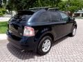 Ford Edge SEL AWD Dark Ink Blue Metallic photo #10