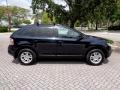 Ford Edge SEL AWD Dark Ink Blue Metallic photo #12