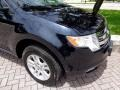Ford Edge SEL AWD Dark Ink Blue Metallic photo #43
