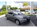 Audi A3 1.8 Premium Monsoon Gray Metallic photo #1