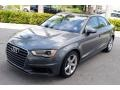 Audi A3 1.8 Premium Monsoon Gray Metallic photo #4