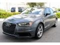 Audi A3 1.8 Premium Monsoon Gray Metallic photo #5