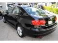 Volkswagen Jetta SE Sedan Black photo #6