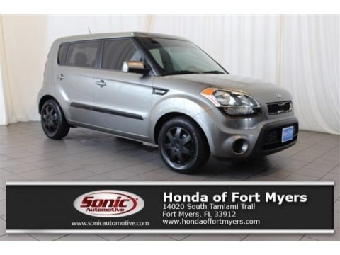 Shadow Black 2013 Kia Soul 1.6