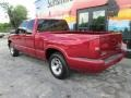 Chevrolet S10 LS Extended Cab Dark Cherry Red Metallic photo #6