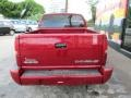 Chevrolet S10 LS Extended Cab Dark Cherry Red Metallic photo #7
