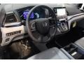 Honda Odyssey Elite Obsidian Blue Pearl photo #13