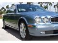 Jaguar XJ XJ8 L Zircon Metallic photo #11