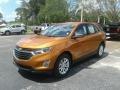 Chevrolet Equinox LS Orange Burst Metallic photo #1