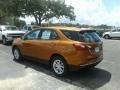 Chevrolet Equinox LS Orange Burst Metallic photo #3
