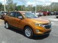 Chevrolet Equinox LS Orange Burst Metallic photo #7