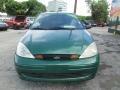Ford Focus SE Sedan Grabber Green Metallic photo #5