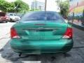 Ford Focus SE Sedan Grabber Green Metallic photo #8