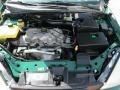Ford Focus SE Sedan Grabber Green Metallic photo #22