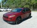 Jeep Cherokee Sport Altitude Deep Cherry Red Crystal Pearl photo #1