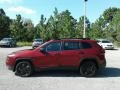 Jeep Cherokee Sport Altitude Deep Cherry Red Crystal Pearl photo #2