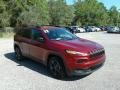 Jeep Cherokee Sport Altitude Deep Cherry Red Crystal Pearl photo #7