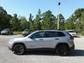Jeep Cherokee Sport Altitude Billet Silver Metallic photo #2